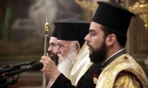 Πρωτοχρονιά 2018 - Αρχιεπίσκοπος Ιερώνυμος: Η ευχή του για τη νέα χρονιά