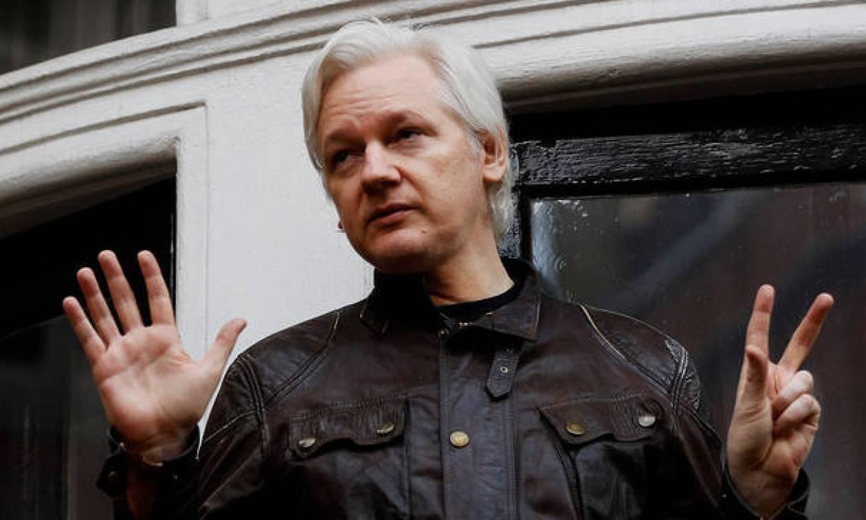 Μυστηριώδες tweet από τον ιδρυτή του WikiLeaks πυροδοτεί φήμες για τη ζωή του