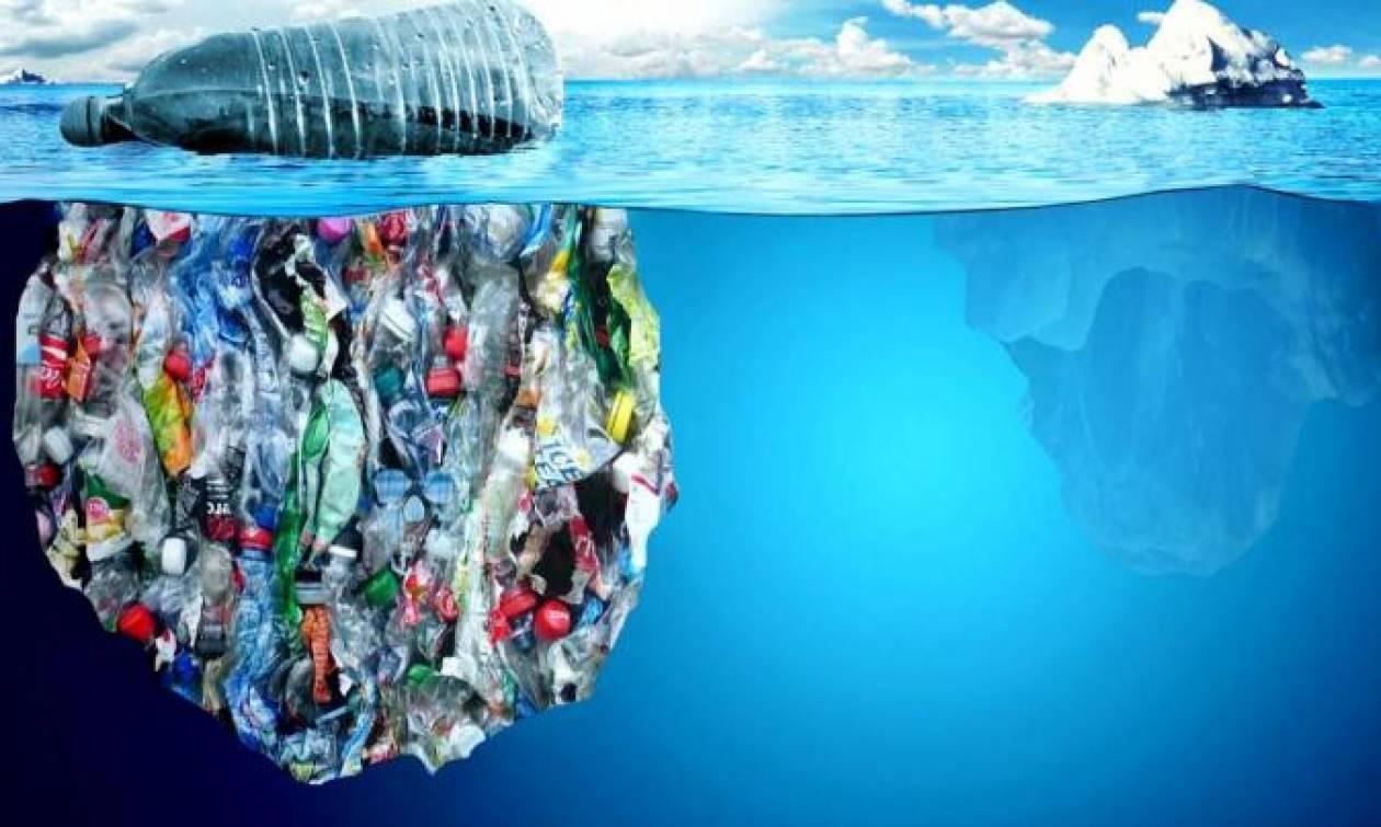 «Καμπανάκι» κινδύνου: Η Γη δεν αντέχει άλλα πλαστικά