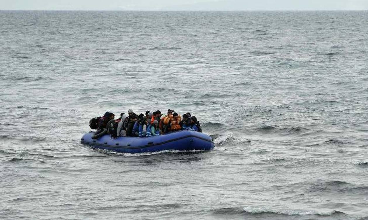 «Ποδαρικό» με 173 νέες αφίξεις προσφύγων σε Μυτιλήνη και Σάμο