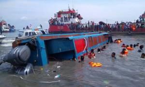 Ινδονησία: Ναυάγησε πλοίο με 48 επιβάτες – Τουλάχιστον 8 νεκροί και 13 αγνοούμενοι