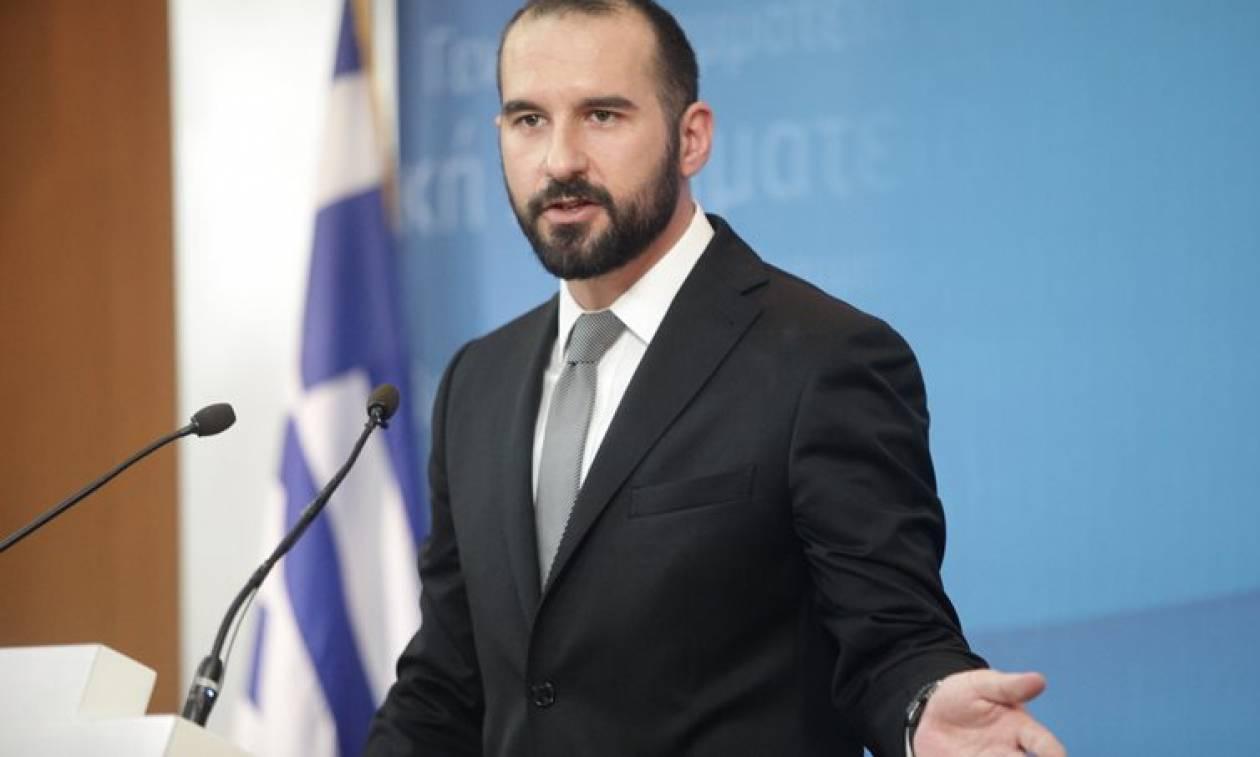 Τζανακόπουλος: Το θέμα της έκδοσης των «8» έχει κλείσει