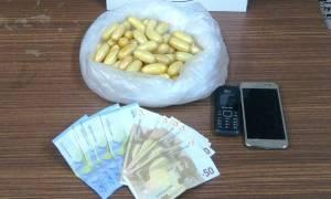 Νέα υπόθεση εισαγωγής κοκαΐνης - Χειροπέδες σε 25χρονο που κατάπιε τα ναρκωτικά