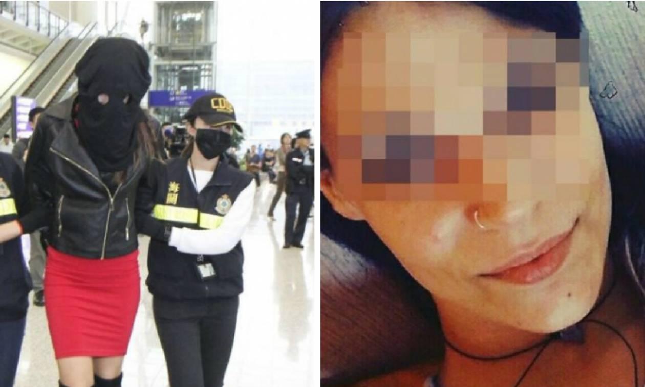 Η «μαύρη» Πρωτοχρονιά της 19χρονης στη φυλακή της Κίνας: Θα αποκαλύψει ποιος της έδωσε την κοκαΐνη