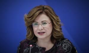 Σπυράκη για Τζανακόπουλο: Θα ήθελε προφανώς να γράφει τις ανακοινώσεις της ΝΔ