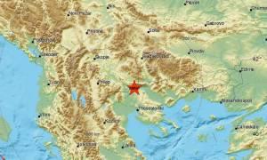 Νεός σεισμός στο Κιλκίς