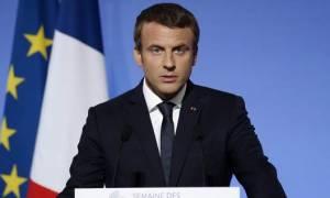 Γαλλία: Ανησυχία Μακρόν για τον αριθμό των θυμάτων στο Ιράν
