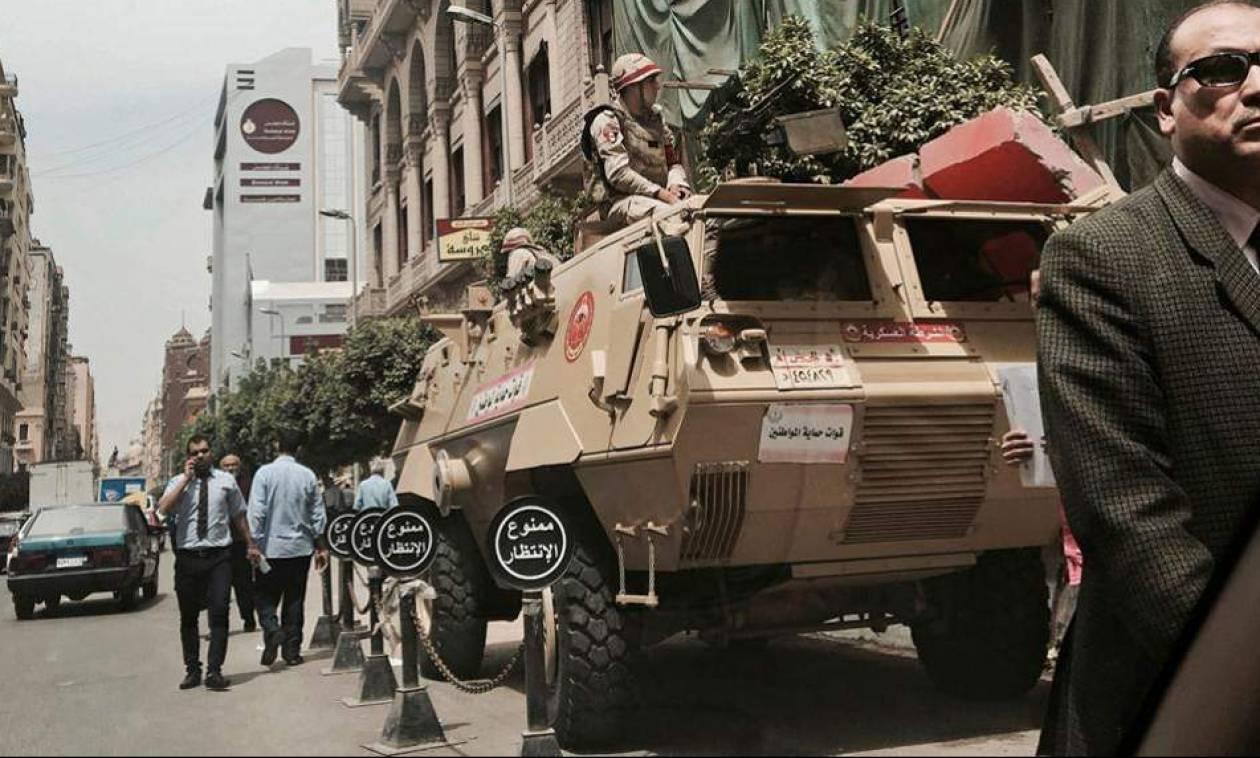 Αίγυπτος: Τρίμηνη παράταση της κατάστασης έκτακτης ανάγκης