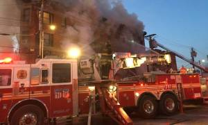 Νέα Υόρκη: Σε κρίσιμη κατάσταση τέσσερις τραυματίες από την στο Μπρονξ