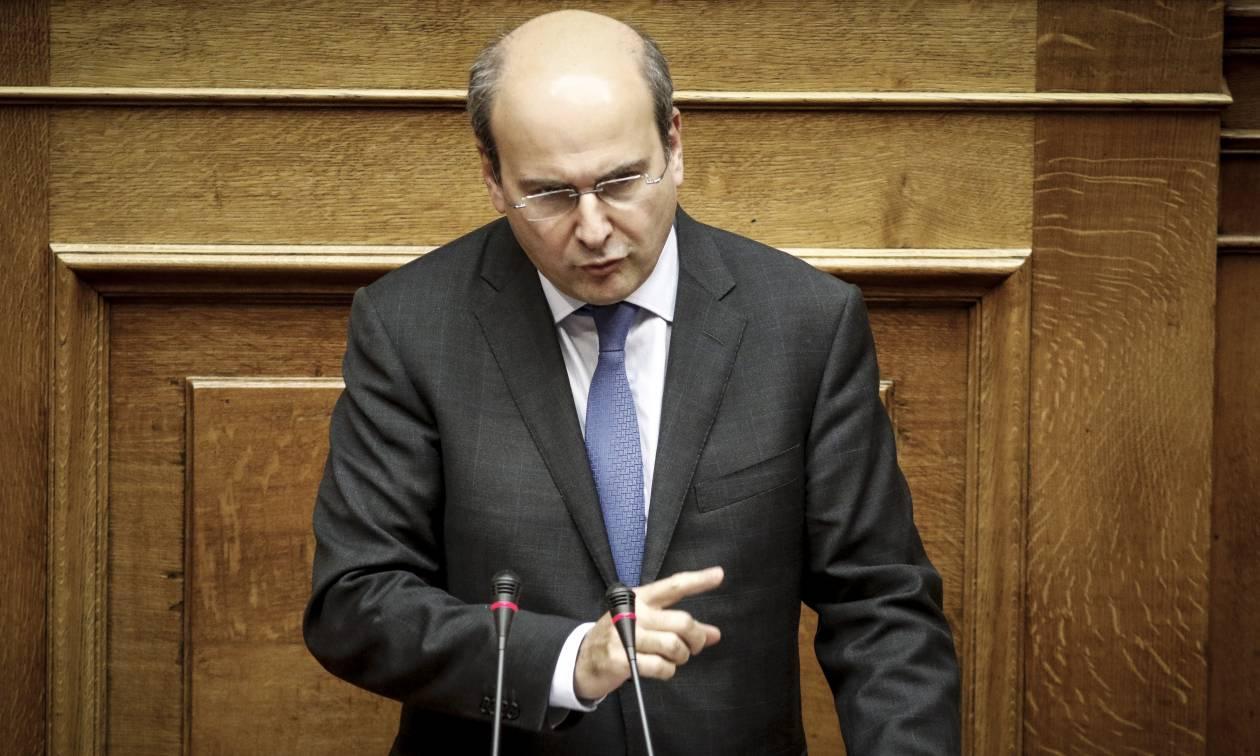 Χατζηδάκης: Η πραγματικά καλή εξέλιξη για την Ελλάδα θα είναι οι εκλογές