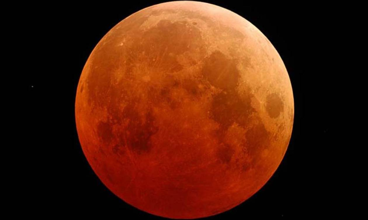 Δεν είναι προφητεία! Το φεγγάρι θα γίνει κόκκινο δυο φορές μέσα στο 2018