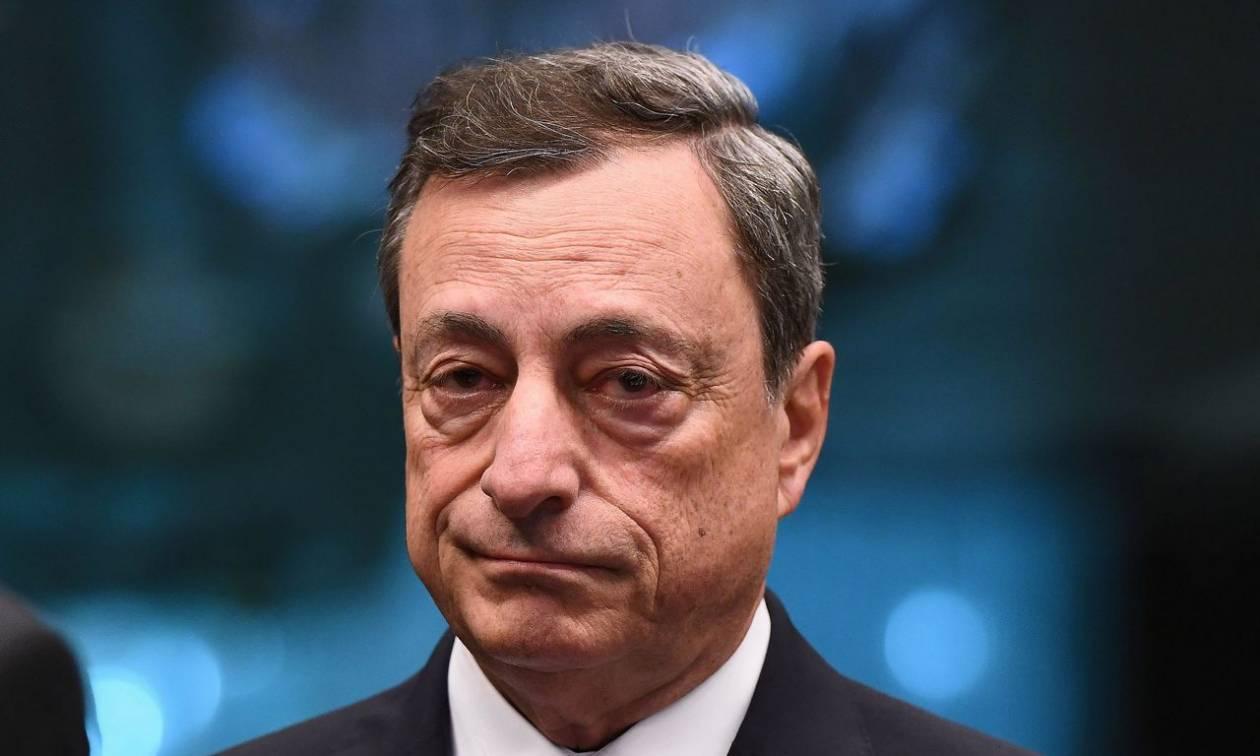 Bloomberg για ΕΚΤ: Ποιος θα διαδεχθεί τον Μάριο Ντράγκι