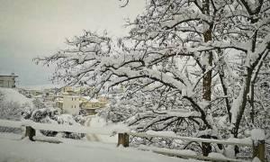 Καιρός Ο «Θησέας» σαρώνει τη χώρα με καταιγίδες και χιόνια