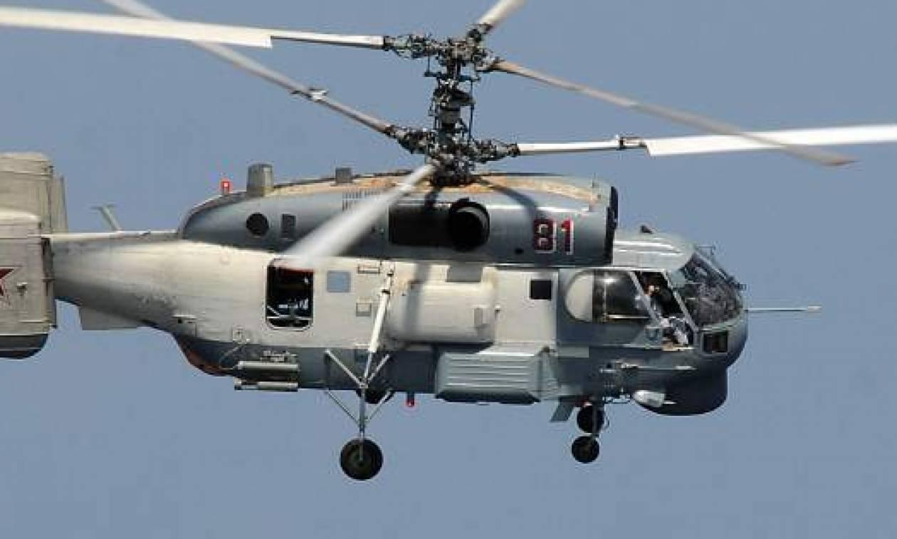 Ρωσικό ελικόπτερο συνετρίβη στην Συρία - Δύο νεκροί