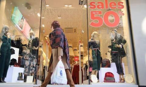 В Греции стартует сезон зимних распродаж