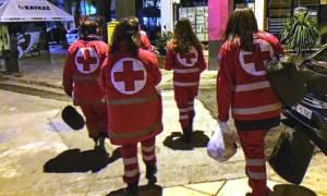 Ο Ελληνικός Ερυθρός Σταυρός και πάλι παρών εκεί όπου υπάρχει ανάγκη
