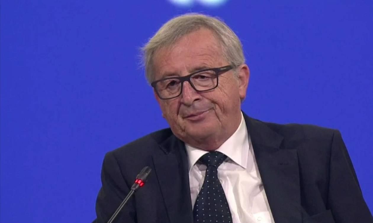 Γιούνκερ: «Κροκοδείλια» δάκρυα για μια Ευρώπη που πελαγοδρομεί