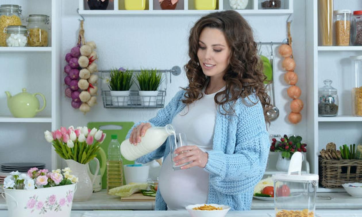 Ασβέστιο: Γιατί είναι σημαντικό στην εγκυμοσύνη; (vid)