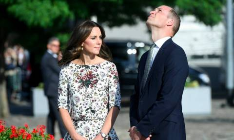 Η απίστευτη γκάφα του Παλατιού. Ξεχάσανε την εγκυμοσύνη της Kate Middleton