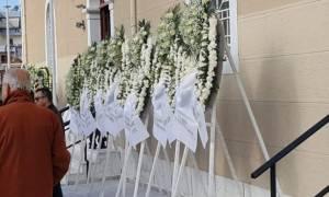 Απέραντος θρήνος στην κηδεία του 20χρονου Αλκίνοου – Η αιτία θανάτου του