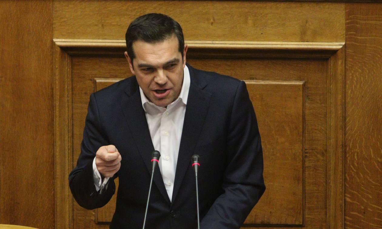 Αλέξης Τσίπρας: Η ανάκαμψη της Ελλάδας στέλνει ένα δυνατό μήνυμα - Αλλάζουμε σελίδα