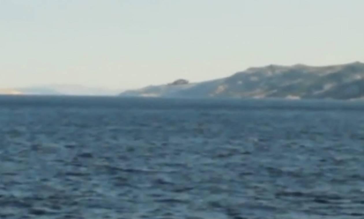 Αλήθεια ή μοντάζ; Βίντεο εμφανίζει UFO να πέφτει στην Αδριατική (video)