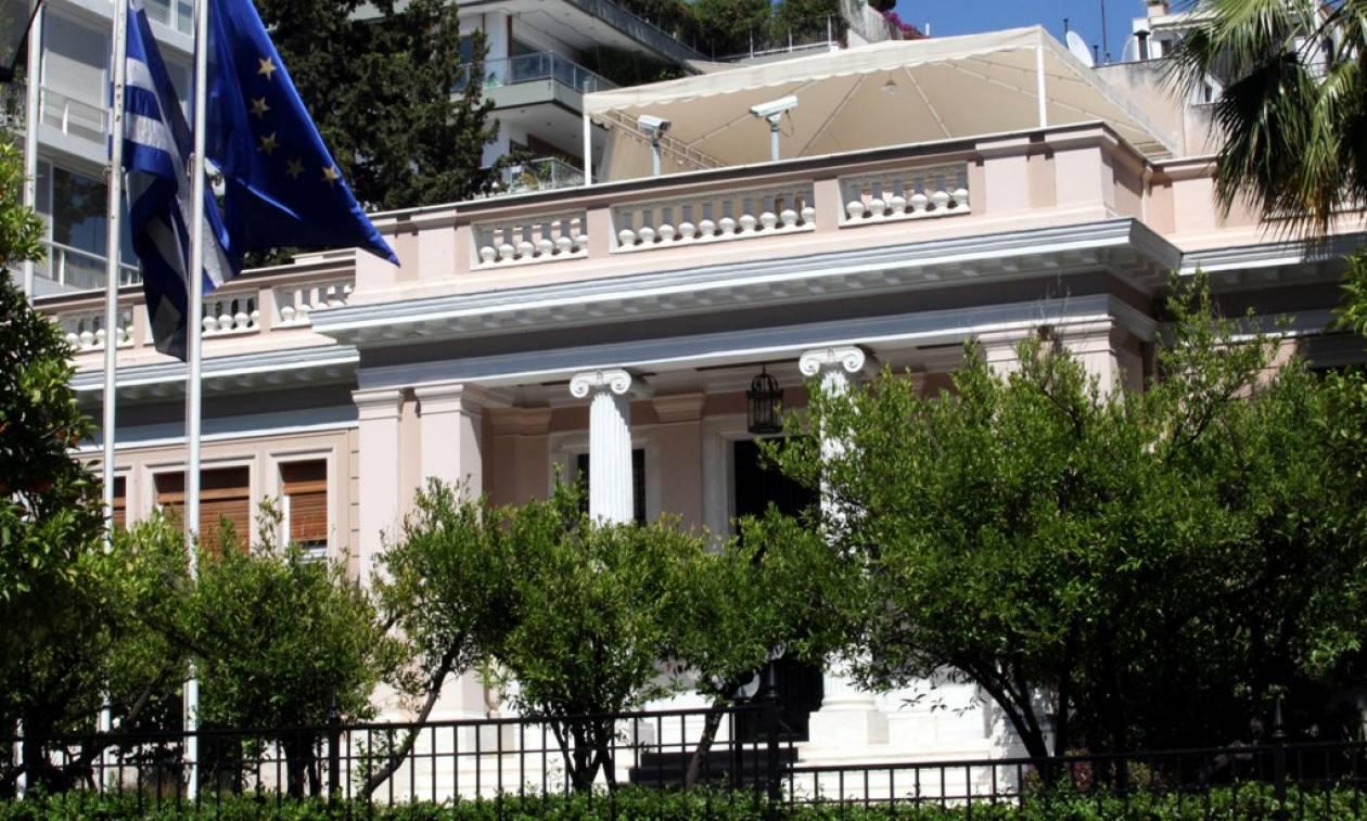 Υπουργικό συμβούλιο στο Μαξίμου για την ονομασία των Σκοπίων