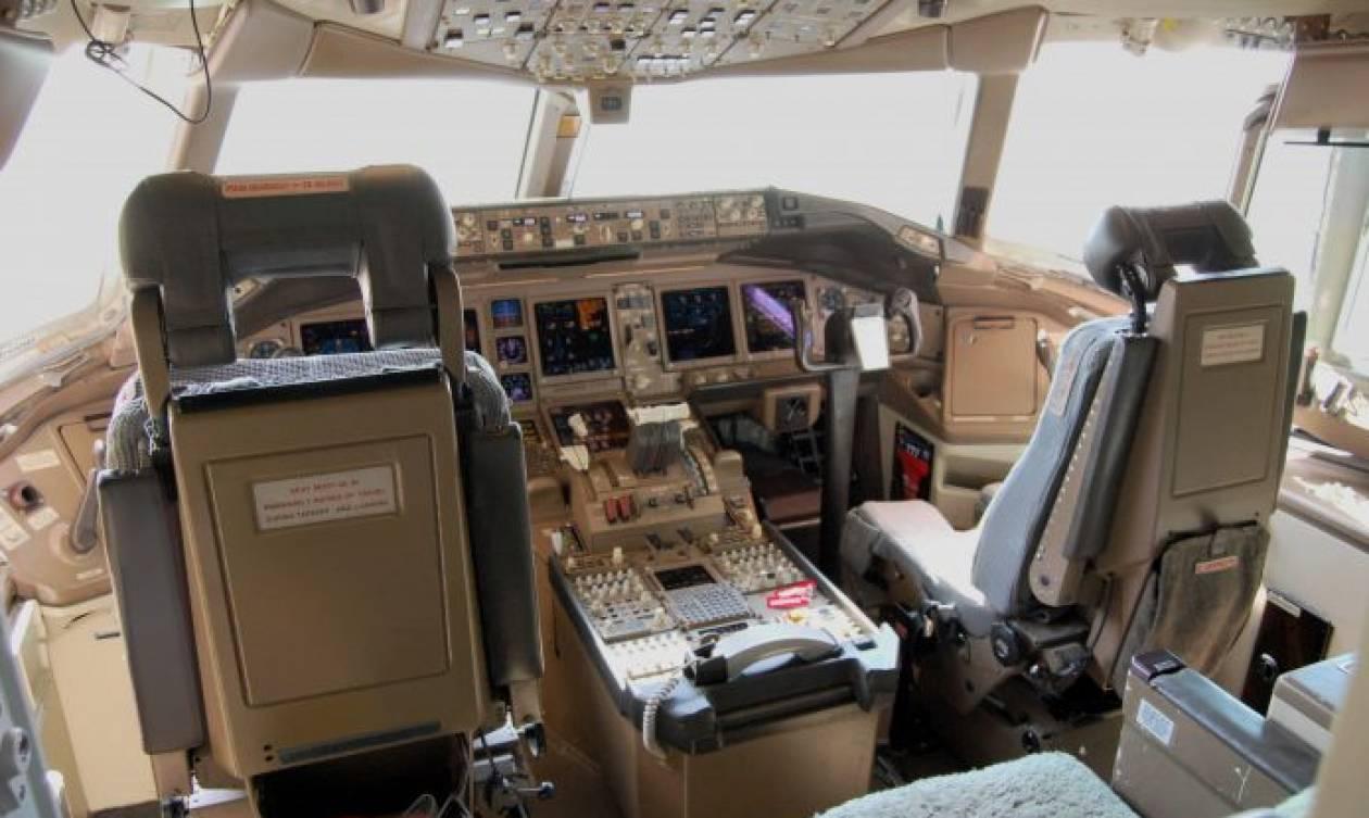 Απίστευτο: Τσακώθηκαν «άγρια» οι πιλότοι και άφησαν ακυβέρνητο το αεροπλάνο