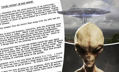 Επικό! Η CIA έδινε οδηγίες για το πώς πρέπει να φωτογραφηθεί ένα UFO! (pics)
