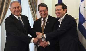 Γιατί αναβλήθηκε η τριμερής Ελλάδας-Κύπρου-Ισραήλ