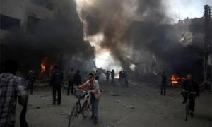 Συρία: Δεκάδες νεκροί από τις μάχες στην Ανατολική Γούτα