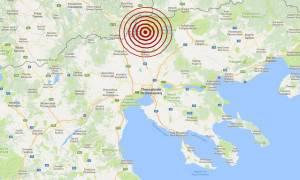 Σεισμός κοντά στο Κιλκίς (pics)