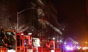 Νέα Υόρκη: Αυξήθηκε ο αριθμός των νεκρών από την πυρκαγιά σε πολυκατοικία στο Μπρονξ