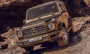 Αυτοκίνητο: Η νέα γενιά του πιο κλασικού τζιπ της Mercedes, της G-Class, πάει και πάλι παντού