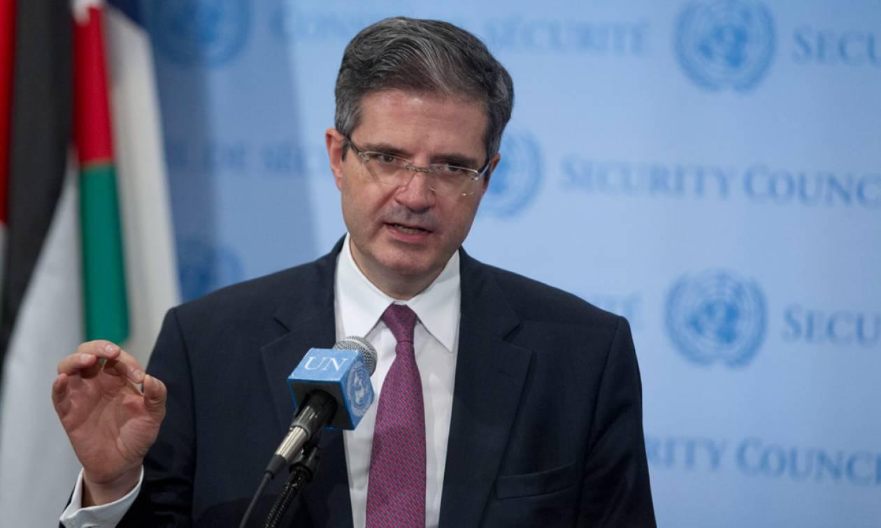 Γάλλος πρεσβευτής στον ΟΗΕ: Οι διαδηλώσεις στο Ιράν δεν συνιστούν απειλή για τη διεθνή ειρήνη
