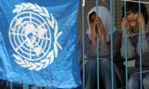Οι ΗΠΑ «πάγωσαν» 125 εκατ. από τη βοήθεια του ΟΗΕ για τους Παλαιστίνιους πρόσφυγες