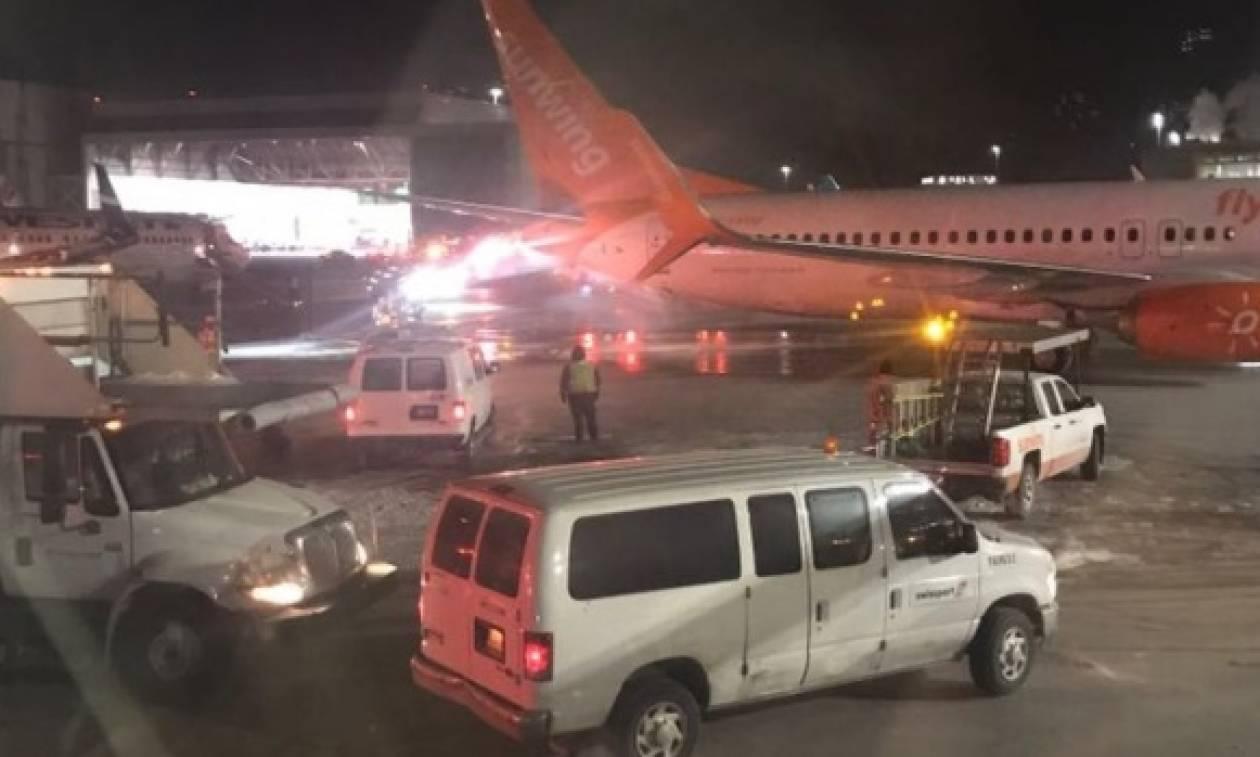 Καναδάς: Συναγερμός από τη σύγκρουση δύο αεροσκαφών στο Τορόντο - Δείτε το βίντεο-ντοκουμέντο