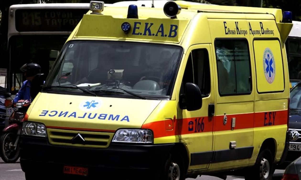 Θανατηφόρο τροχαίο στις Σέρρες - Σκοτώθηκαν μπροστά στο παιδί τους