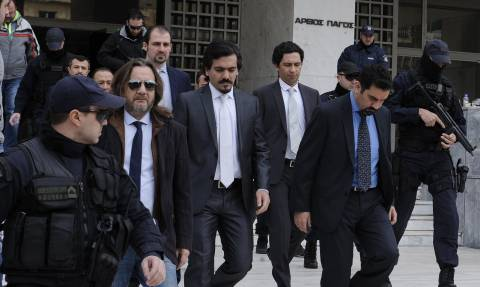 Decision on government appeal against Turkish officer's asylum expected next week