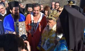 Με λαμπρότητα γιορτάστηκαν τα Θεοφάνεια στην πόλη της Λάρισας (pics&vid)
