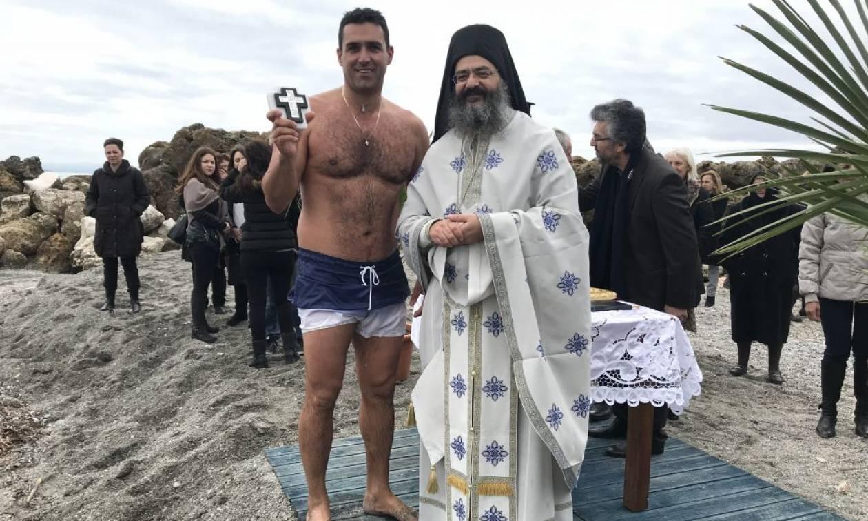 Θεοφάνεια: Για ιερό σκοπό ο Αγιασμός των Υδάτων στην Καστροσυκιά Πρέβεζας