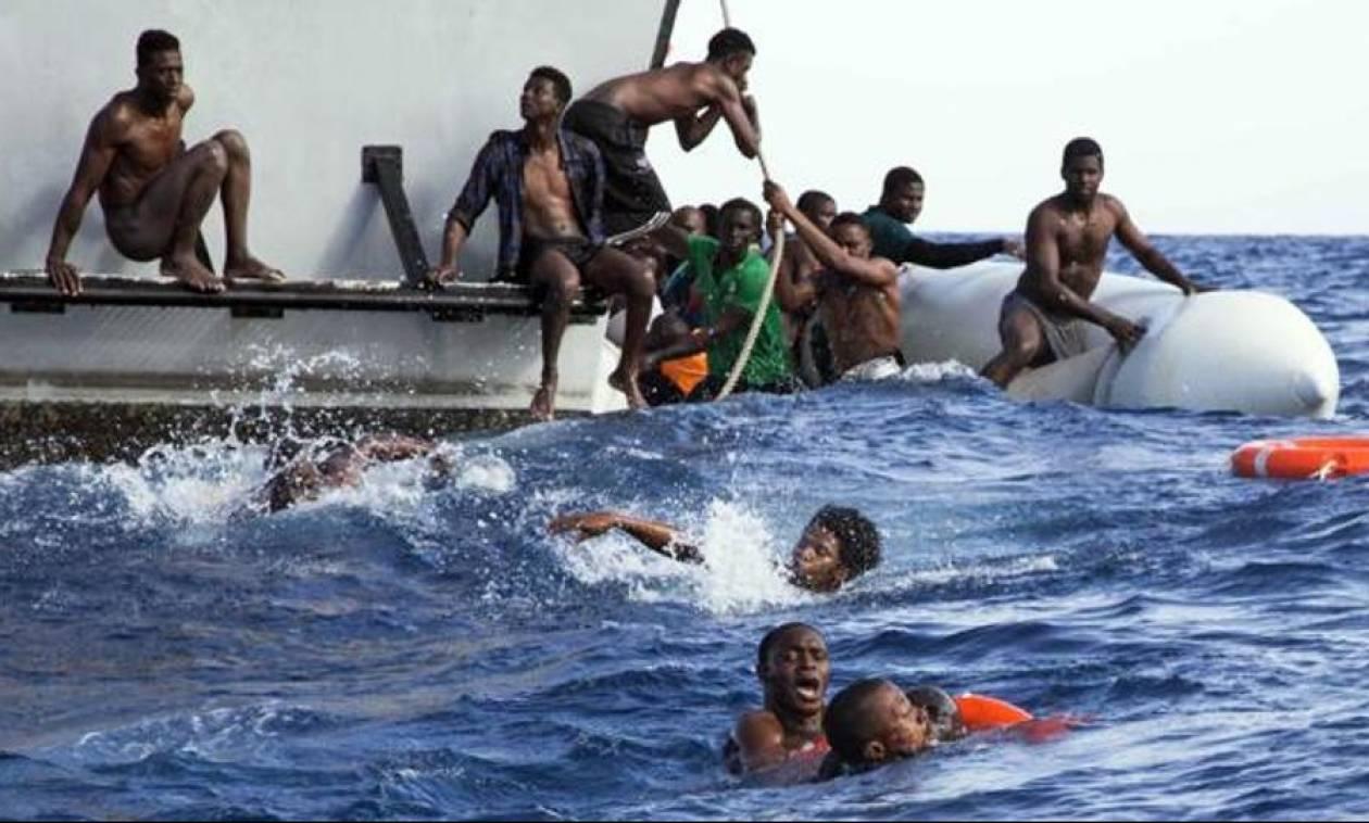 Τραγωδία στην Μεσόγειο: Τουλάχιστον 25 νεκροί σε ναυάγιο