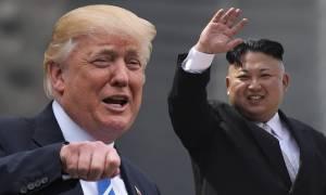 Κάτι αλλάζει: «Οπωσδήποτε θα μιλούσα με τον Κιμ Γιονγκ Ουν στο τηλέφωνο» δηλώνει ο Τραμπ