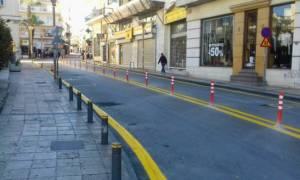 Προσοχή! Κυκλοφοριακές αλλαγές διαρκείας στο κέντρο του Ηρακλείου