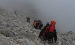 Σταθερή η κατάσταση της υγείας της 35χρονης ορειβάτισσας που τραυματίστηκε στον Όλυμπο