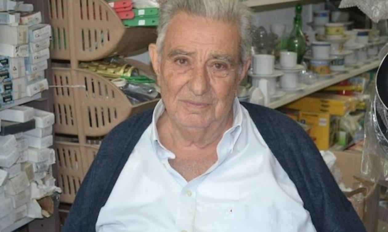 Θρήνος στα Χανιά: «Έφυγε» ένας υπέροχος άνθρωπος