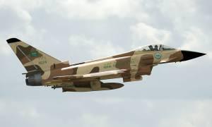 Υεμένη: Οι αντάρτες Χούτι κατέρριψαν μαχητικό αεροσκάφος της Σαουδικής Αραβίας