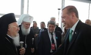 Κωνσταντινούπολη: Παρουσία Ερντογάν τα θυρανοίξια του ανακαινισθέντος ναού του Αγίου Στεφάνου