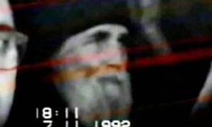Συγκλονιστικό βίντεο: Δείτε τον Άγιο Παΐσιο κατά τη διάρκεια θείας λειτουργίας