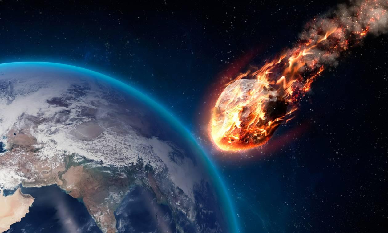 Νέα στοιχεία για την «κατακλυσμική πρόσκρουση» αστεροειδούς στη Γη